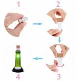Bottle light met jouw eigen custom logo