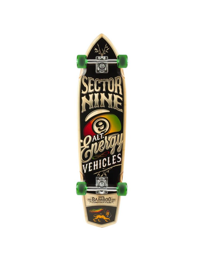 "Sektor9 Sector 9 R.A.W. 38.5"" Complete"
