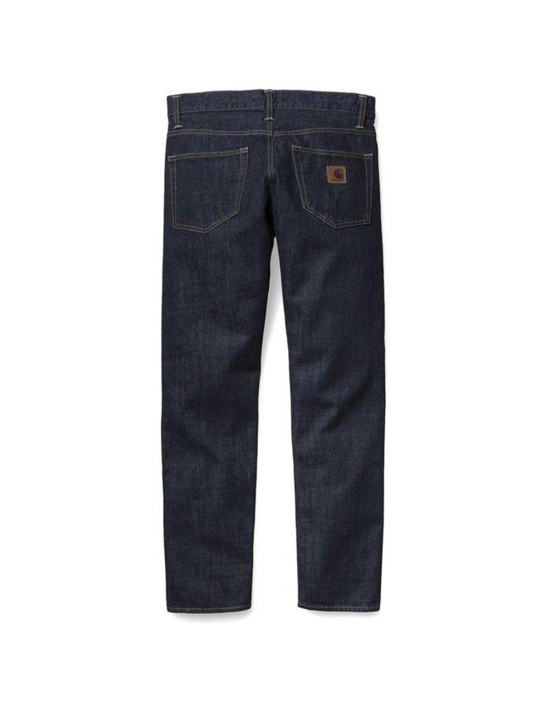 carhartt Klondike Jeans 2 CARHARTT blue rinsed