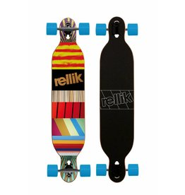 Rellik Rellik Pattern Longboard
