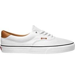 Vans Era 59 Vans Classic Stoff Schuh true white