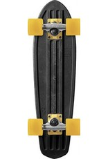 "Globe Bantam Cruiser Board 24"" black/raw/yellow"