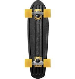 "Globe Bantam Cruiser Board 24"" black/raw/yellow"