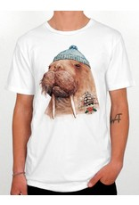 DEDICATED DEDICATED Walrus Sailor T-Shirt white