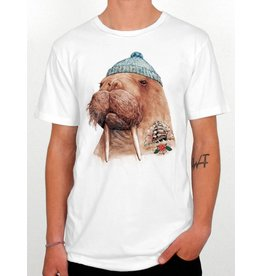 DEDICATED DEDICATED Walrus Sailor T-Shirt