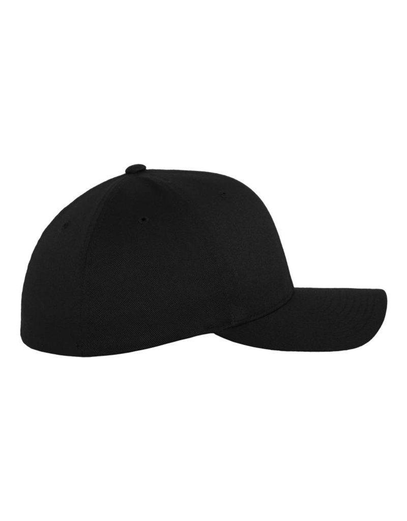 Flexfit Flexfit Wooly Combed black