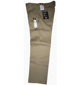 Dickies Dickies Work Pant Slim Straight WP873 khaki Beinlänge 32""