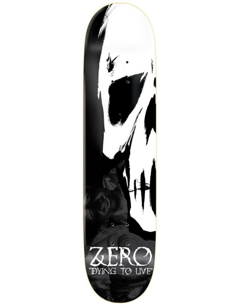 Zero Deck Zero Team Dying To Live Skull 8,00 R7 (8,00x31,60)
