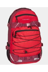 Forvert Forvert Rucksack Three Colour Louis Red