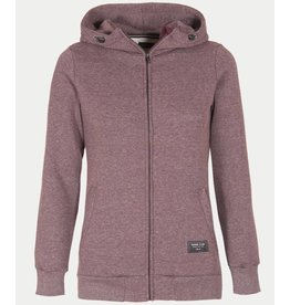 Forvert Forvert Sweat Girl Finchen Burgundy