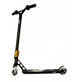 AO Scooter AO Scooter Delta Complete LE Black/Gold Fats 110