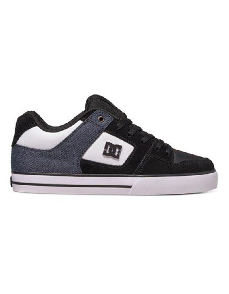 DC DC Pure SE Shoe Black White 301024