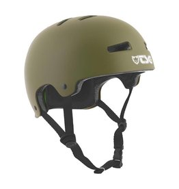 Helmet TSG Evolution Solid Colors olive L/XL