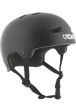 Helmet TSG Evolution Solid Colors Satin Black