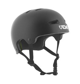 Helmet TSG Evolution Solid Colors Satin Black