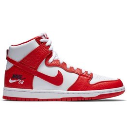 Nike SB Nike SB Dunk High Pro 854851-661 UNIVERSITY RED/UNIVERSITY RED-WHITE