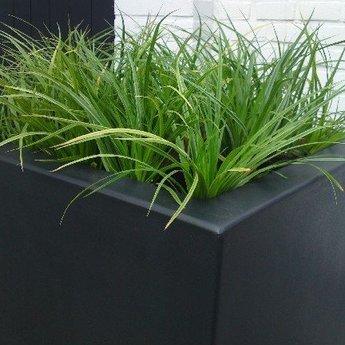 Buxus polyester 40x40x120 cm plantenbak