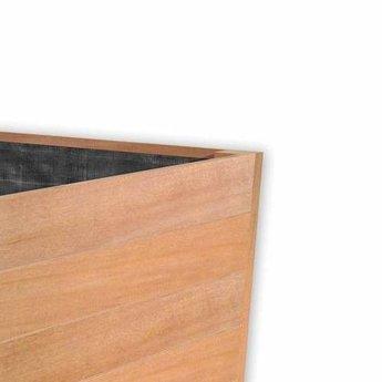 Sevilla 150x50x62 cm houten bloembak