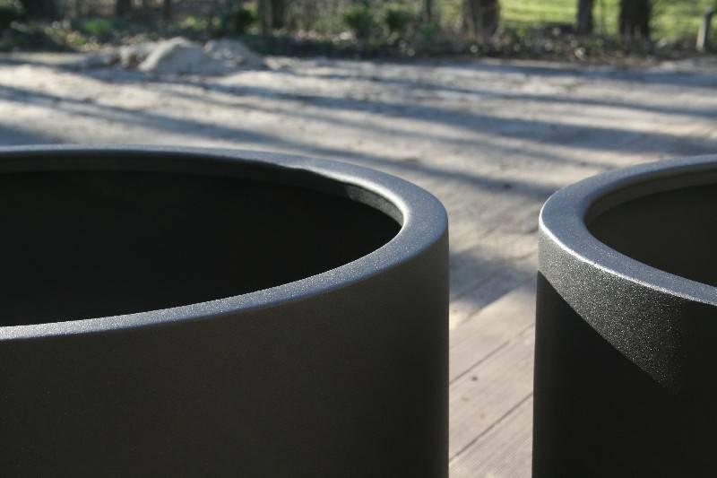 sydney aluminium 120x80 cm plantenbak. Black Bedroom Furniture Sets. Home Design Ideas