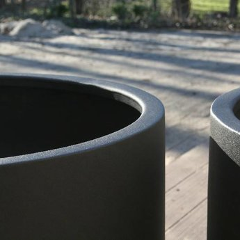 SYDNEY aluminium 100x80 cm plantenbak