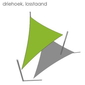 Nesling Bevestigingsset driehoek losstaand