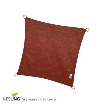 Nesling Coolfit 3.6 x 3.6 m terra schaduwdoek