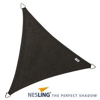 Nesling Coolfit 5 x 5 x 5 m zwart schaduwdoek