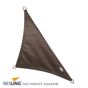 Nesling Coolfit 5 x 5 x 7.1 m antraciet schaduwdoek