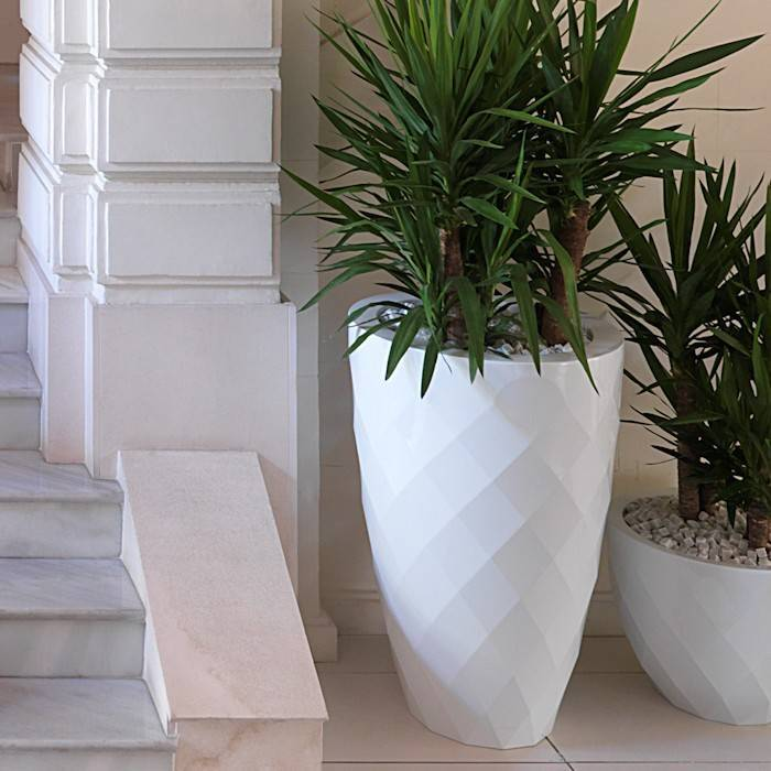 Grote Plantenpot Binnen.Grote Bloembakken Tuinvoordeel Eu