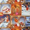 Geschenkpapier Sinterklaas