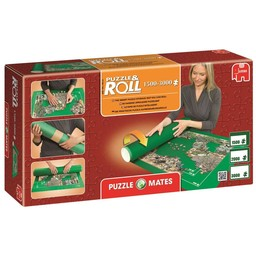 Jumbo Puzzle & Roll - 1000 to 3000 pieces