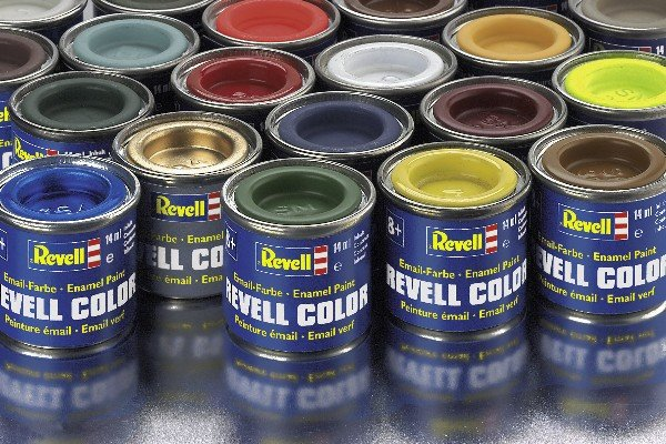 Revell E-Mail-Mindestsatz von Farben (9)