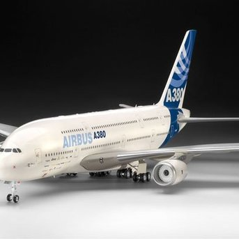 Revell Airbus A380 New Livery (first flight)