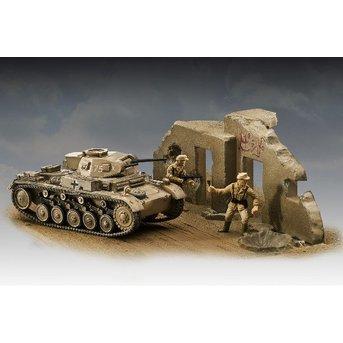 Revell PzKpfw II Ausf. F