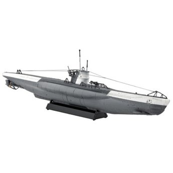 Revell German Submarine Type VIIC