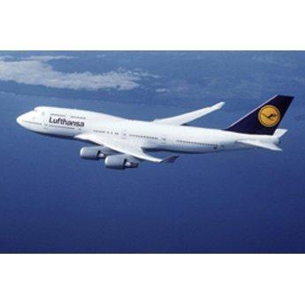 Revell Lufthansa Boeing 747-400