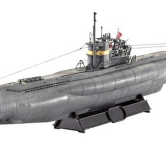 Revell German Submarine Type VII C/41 Atlantic Version