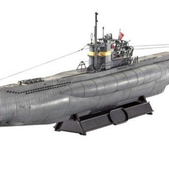 Revell German Submarine Type VII C / 41 Atlantic Version