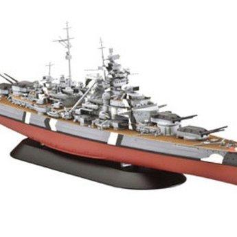 Revell Battleship Bismarck
