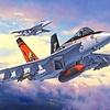 Revell F/A-18 E Super Hornet