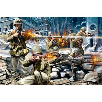 Revell Amerikanische Infantry WWII