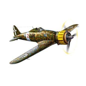Revell Macchi C. 200 Saetta