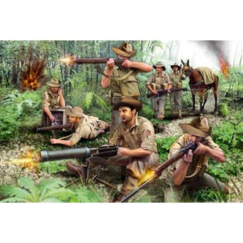 Revell Anzac Infantry - WWII