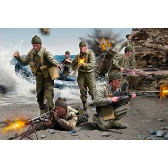 Revell British Commandos - WWII