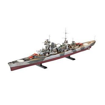 Revell Deutsch schweren Kreuzer Admiral Hipper