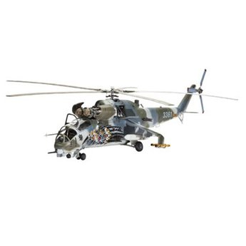 Revell Mil Mi-24V Hind E