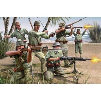 Revell Japanese Infantry - WWII