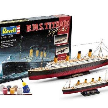 Revell RMS Titanic-Geschenk-Set