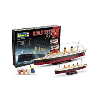 Revell RMS Titanic Gift Set