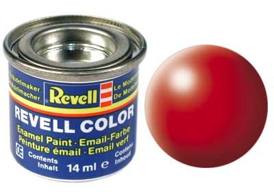 Revell Email Farbe: 332 Bright Red (satin)